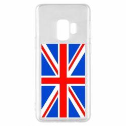 Чехол для Samsung S9 Великобритания