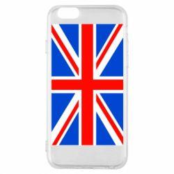 Чехол для iPhone 6/6S Великобритания