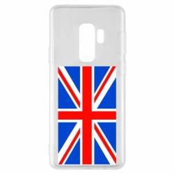 Чехол для Samsung S9+ Великобритания