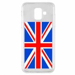 Чехол для Samsung A6 2018 Великобритания
