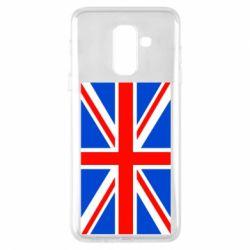 Чехол для Samsung A6+ 2018 Великобритания