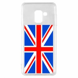Чехол для Samsung A8 2018 Великобритания