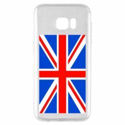 Чехол для Samsung S7 EDGE Великобритания
