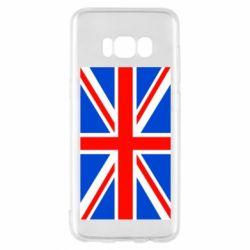 Чехол для Samsung S8 Великобритания