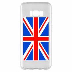 Чехол для Samsung S8+ Великобритания