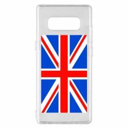 Чехол для Samsung Note 8 Великобритания