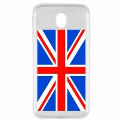 Чехол для Samsung J7 2017 Великобритания