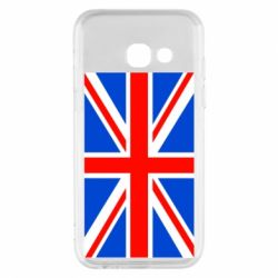Чехол для Samsung A3 2017 Великобритания