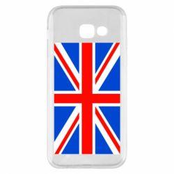 Чехол для Samsung A5 2017 Великобритания