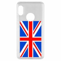 Чехол для Xiaomi Redmi Note 5 Великобритания