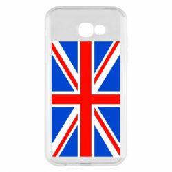 Чехол для Samsung A7 2017 Великобритания