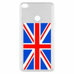 Чехол для Xiaomi Mi Max 2 Великобритания