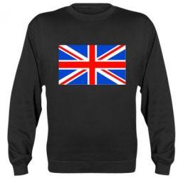 Реглан (свитшот) Великобритания - FatLine
