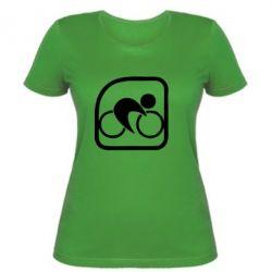 Женская Велоспорт logo - FatLine