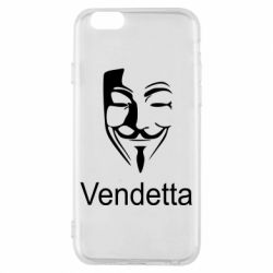 Чехол для iPhone 6/6S Vendetta