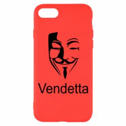 Чехол для iPhone 7 Vendetta