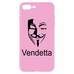 Чехол для iPhone 8 Plus Vendetta