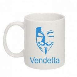 Кружка 320ml Vendetta