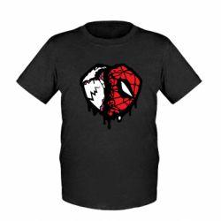 Дитяча футболка Venom and spiderman