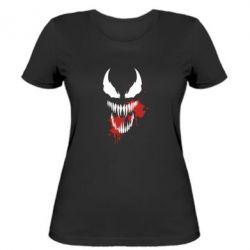 Жіноча футболка Venom blood