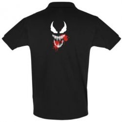 Футболка Поло Venom blood