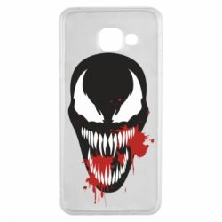 Чохол для Samsung A3 2016 Venom blood