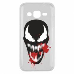 Чохол для Samsung J2 2015 Venom blood