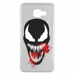 Чохол для Samsung A7 2016 Venom blood