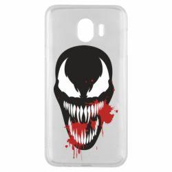 Чохол для Samsung J4 Venom blood