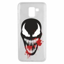 Чохол для Samsung J6 Venom blood