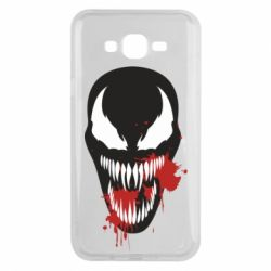 Чохол для Samsung J7 2015 Venom blood