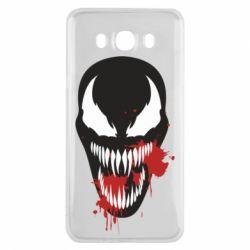 Чохол для Samsung J7 2016 Venom blood