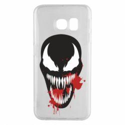 Чохол для Samsung S6 EDGE Venom blood
