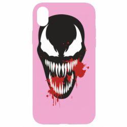 Чохол для iPhone XR Venom blood