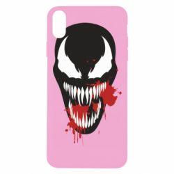 Чохол для iPhone Xs Max Venom blood