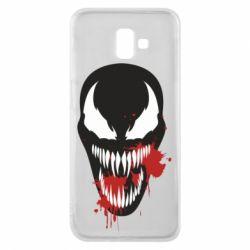 Чохол для Samsung J6 Plus 2018 Venom blood