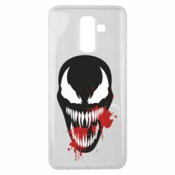 Чохол для Samsung J8 2018 Venom blood
