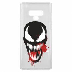 Чохол для Samsung Note 9 Venom blood