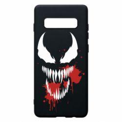 Чохол для Samsung S10+ Venom blood