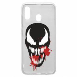 Чохол для Samsung A20 Venom blood