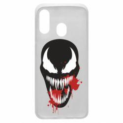 Чохол для Samsung A40 Venom blood