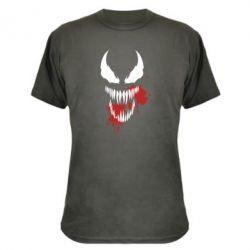 Камуфляжна футболка Venom blood