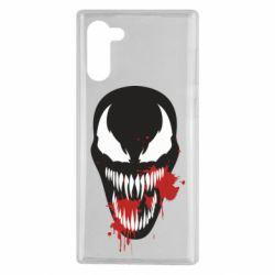 Чохол для Samsung Note 10 Venom blood