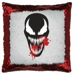 Подушка-хамелеон Venom blood