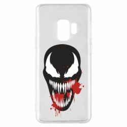 Чохол для Samsung S9 Venom blood