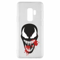 Чохол для Samsung S9+ Venom blood