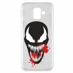 Чохол для Samsung A6 2018 Venom blood