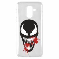 Чохол для Samsung A6+ 2018 Venom blood