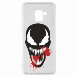 Чохол для Samsung A8+ 2018 Venom blood