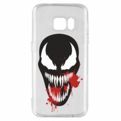 Чохол для Samsung S7 Venom blood